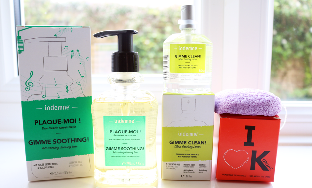 Green Beauty: Trying Out Indemne Skincare for Eczema Prone Skin