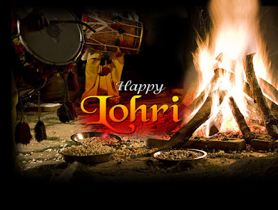 Happy Lohri 2017 HD Wallpapers for Free Download