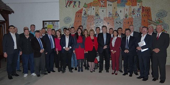 Lista candidaților PSD pentru Consiliul Județean ... Un dornean este pe locul 3 (VIDEO)