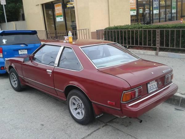 Rare 1981 Toyota Celica GTA | Auto Restorationice