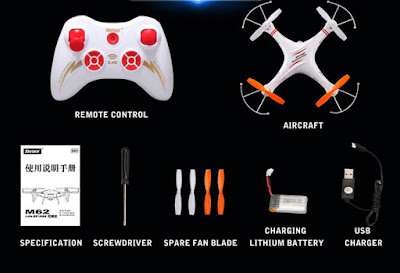 Skytech M62 Drone - OmahDrones