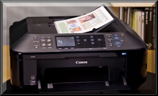 Canon PIXMA MX922 Printing with Google Cloud Print