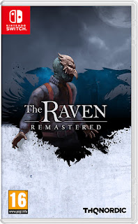PS NSwitch TheRavenRemastered PEGI - The Raven Remastered Switch XCI NSP