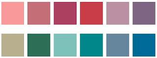 Как определить свой цветотип. Мягкий цветотип