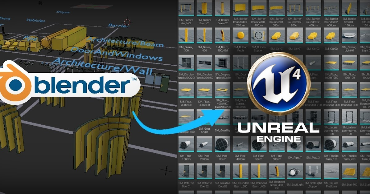 Download Blender for Unreal Engine - Plugins Reviews and