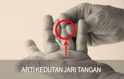 Arti Kedutan Jari Tangan