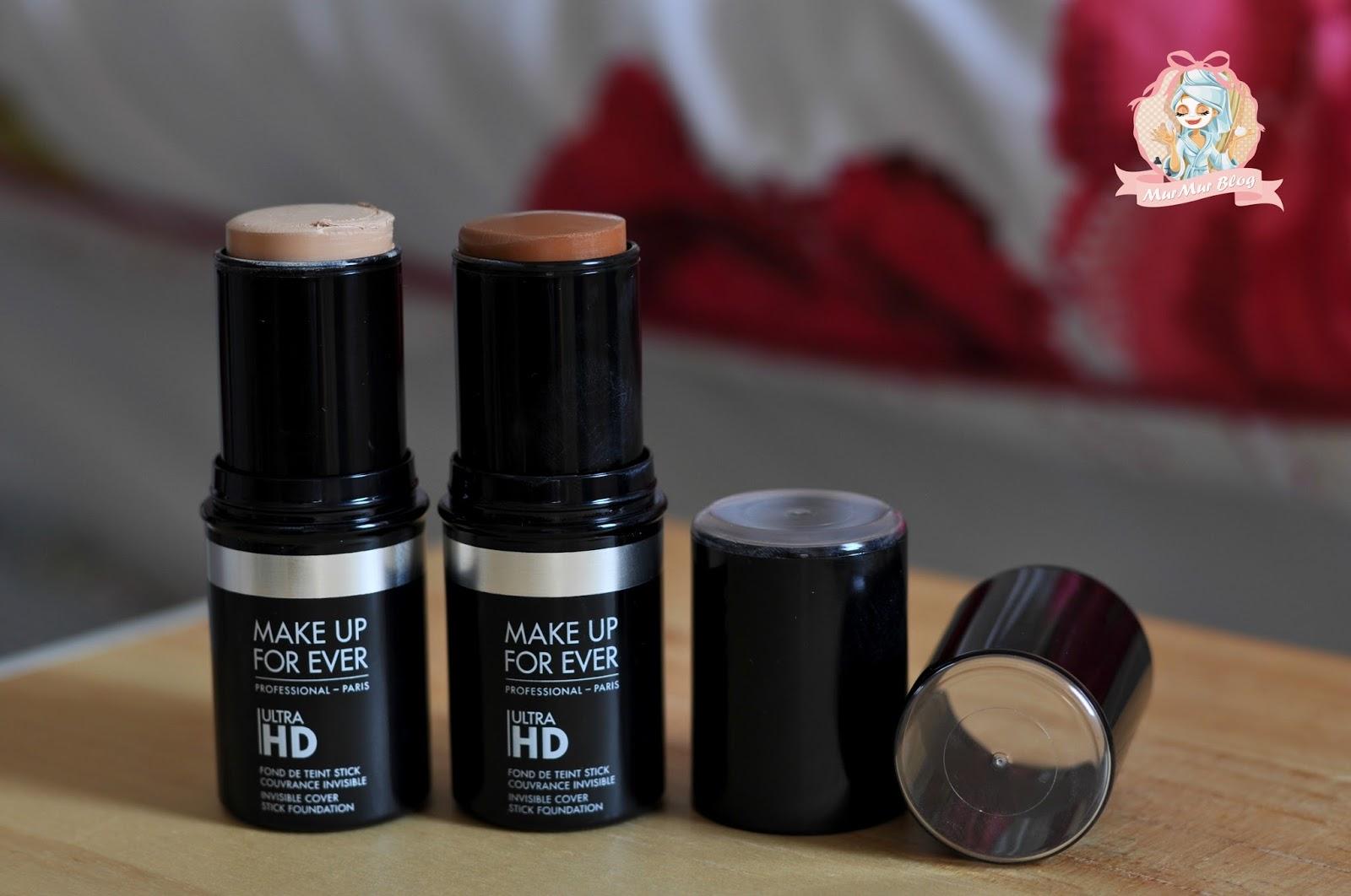 Makeup forever foundation stick review