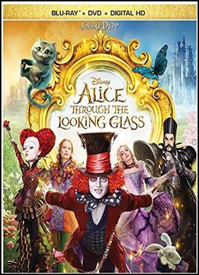 Alice Através do Espelho (Dublado)