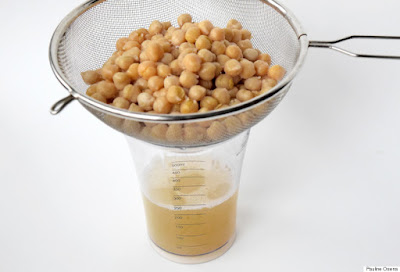 Chickpea Water