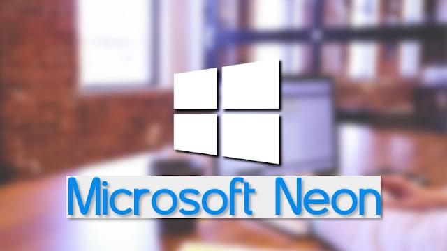 Microsoft Projeto Neon