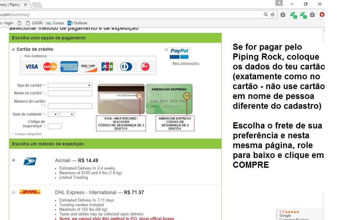 c7bc66e5f O Frete Air Mail é mais barato e tem poucas chances de taxação pela RFB