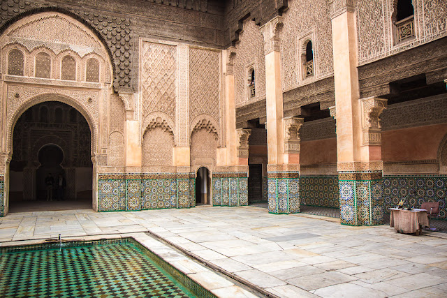 Medersa Ben Youssef de Marrakech