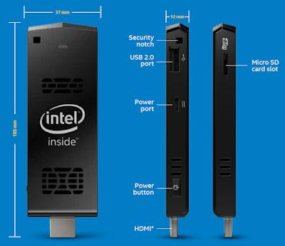 Intel Compute Stick