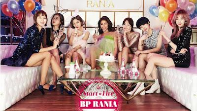 yaitu girlband yang kini beranggotakan  Profil RaNia (Update)