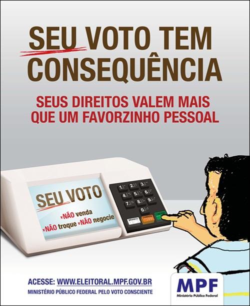 Resultado de imagem para eleições banner de conscientização