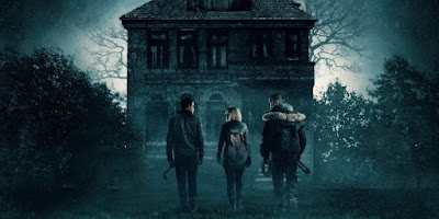 Filem Seram, Horror Movie, Sinopsis Dont Breathe, Mengisahkan Rocky Alex and Money yang pecah masuk sebuah rumah yang didiami oleh seorang lelaki buta