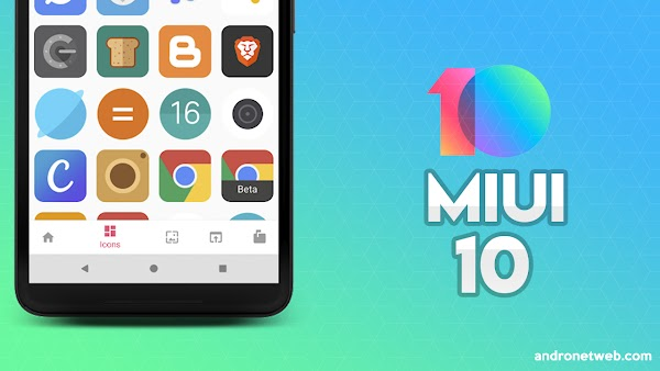 MIUI 10 v1.2 Icon Pack PREMIUM PAID