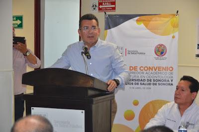 Favorecerán a usuarios de Salud Sonora con servicios bucales
