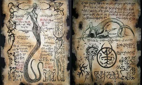 El Necronomicón el libro de los muertos
