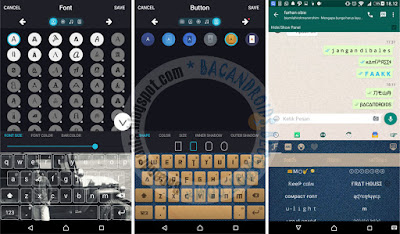 download FancyKey Keyboard - Cool Fonts Apk Gratis