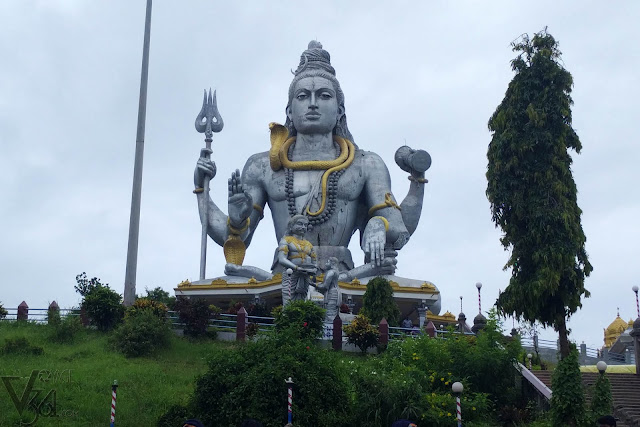 Second tallest Shiva statue(123 ft) in the world