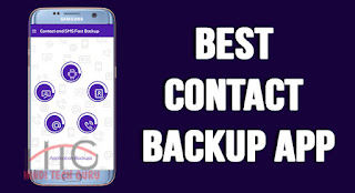 Best Contact Backup App ki Jankari Hindi Me