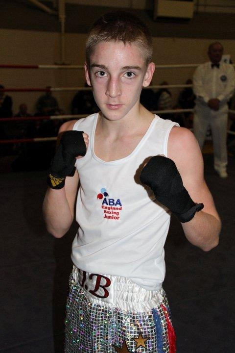 AASE Student Jack Bateson Beats The Irish In Dublin   Bradford