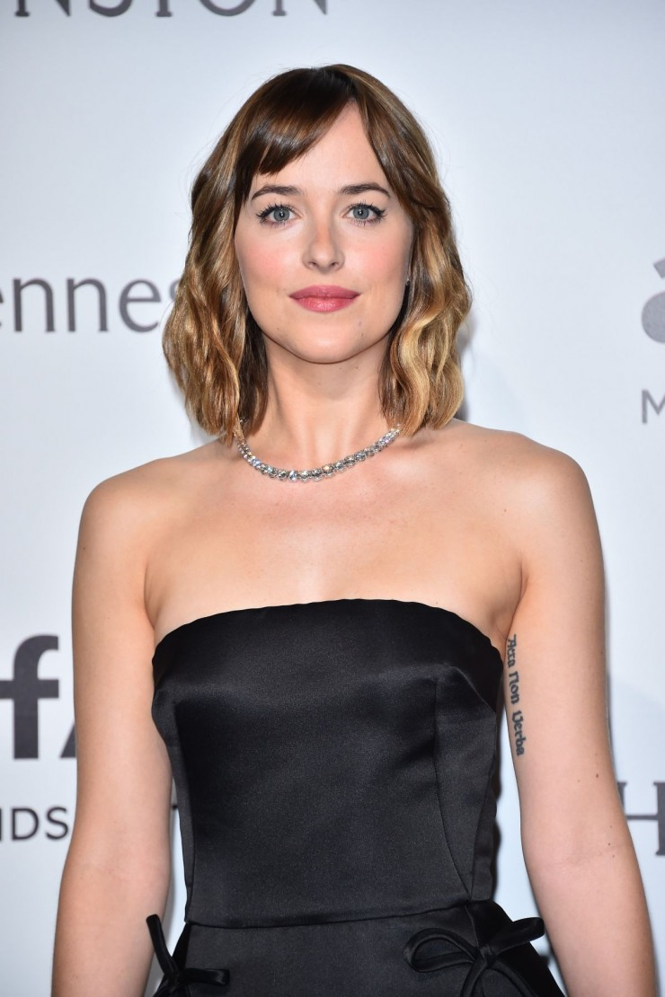Actress Dakota Johnson New Hot Photos