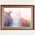 Waterfall Art for Home Decor