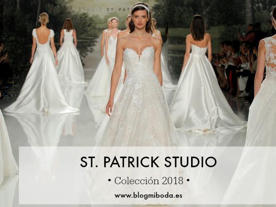 St. Patrick Studio Colección 2018