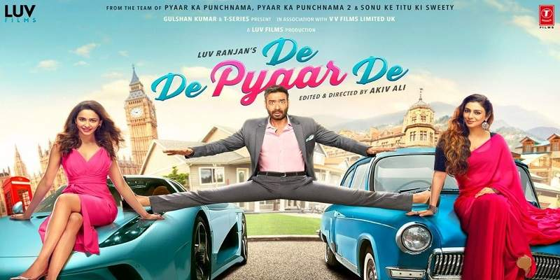 De De Pyaar De Box Office Prediction Poster
