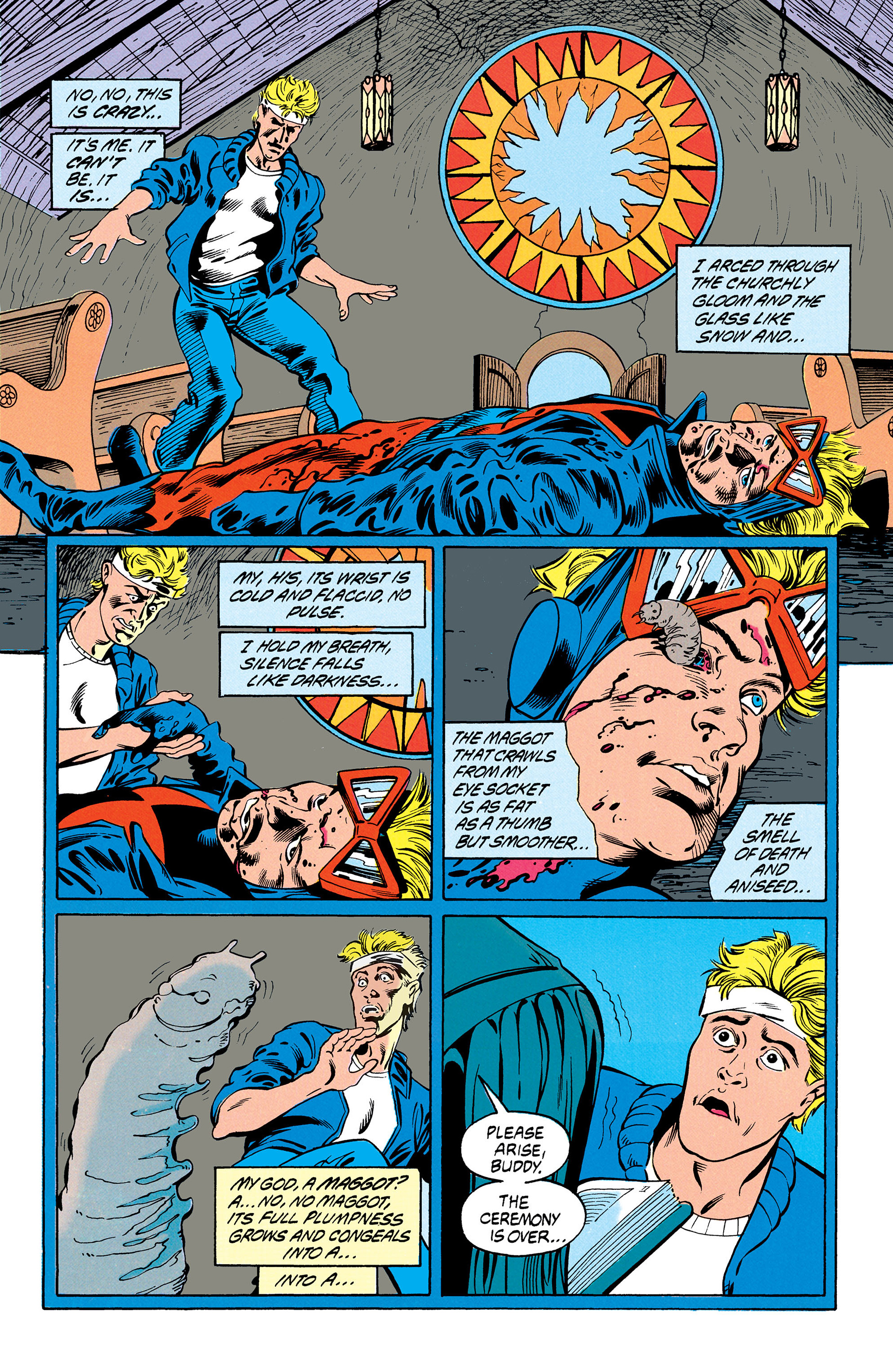 Read online Animal Man (1988) comic -  Issue #30 - 2