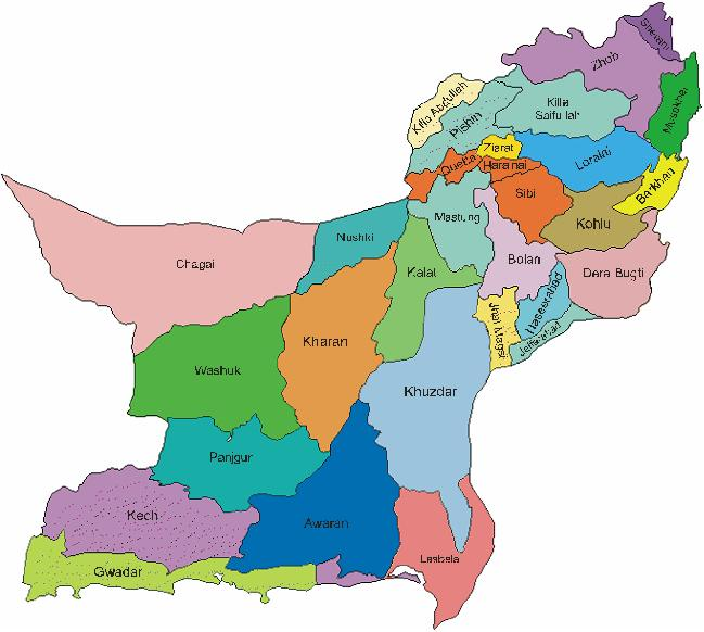 Are Balochis Becoming A Minority In Balochistan?