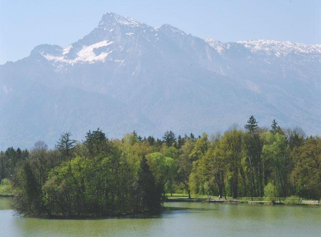 Leopoldskron Untersburg View