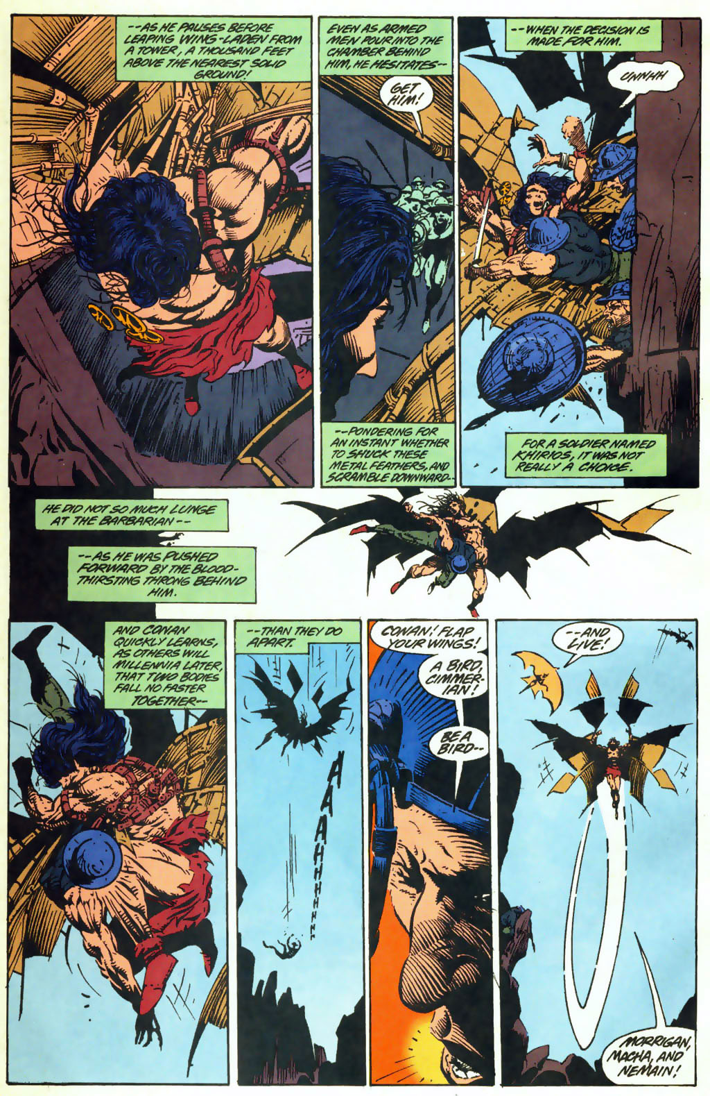 Read online Conan the Adventurer comic -  Issue #10 - 14