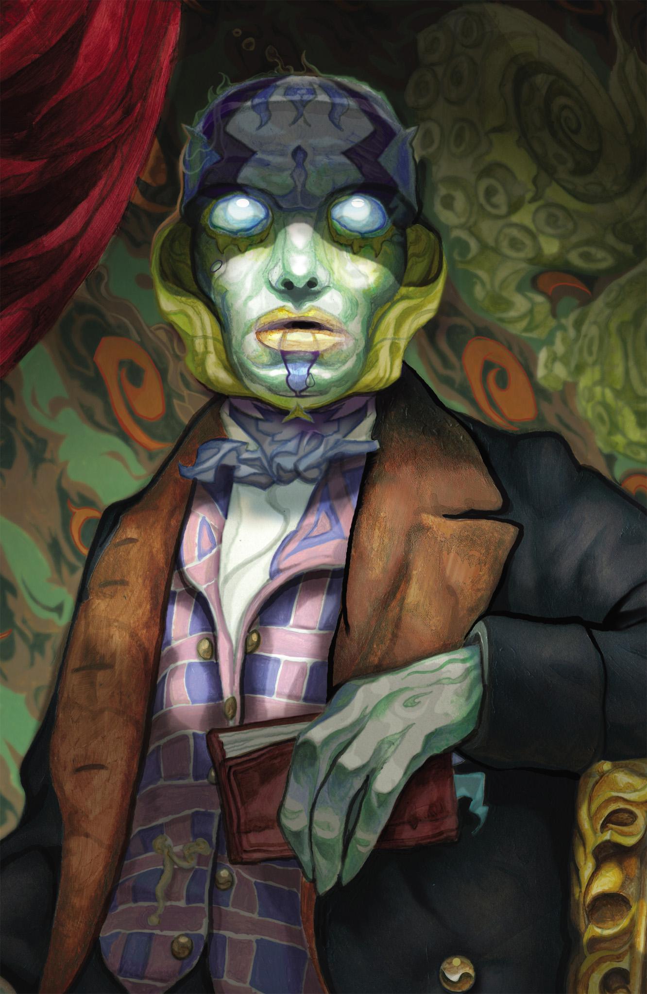 Read online Abe Sapien comic -  Issue #4 - 26