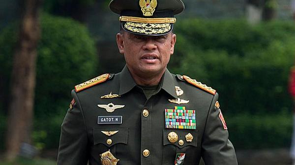 Panglima TNI Ingin PS TNI Juara Liga 1 Musim Ini