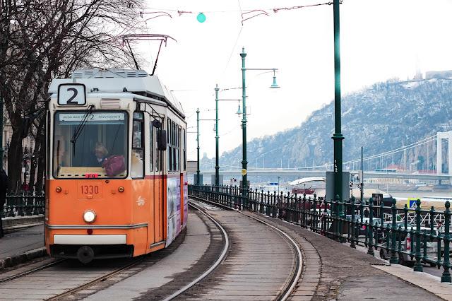 budapest-tram