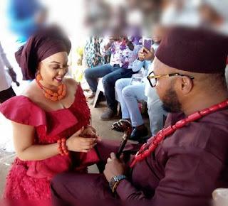 Biafra: Nnamdi Kanu's Brother Marries An IPOB Member (Photos)