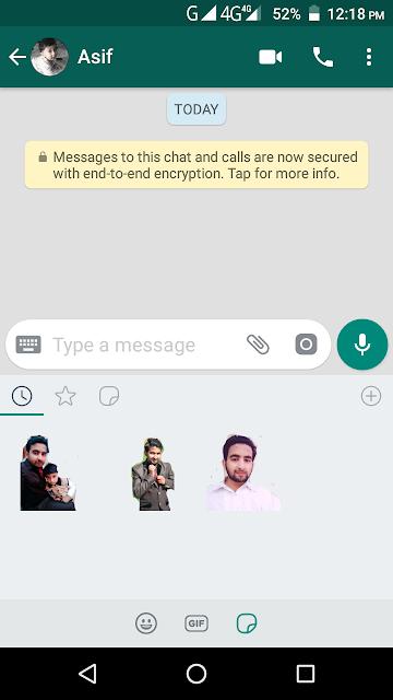 Make Your Own Personal WhatsApp Stickers - WhatsApp New Update