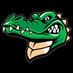 logo crocodile