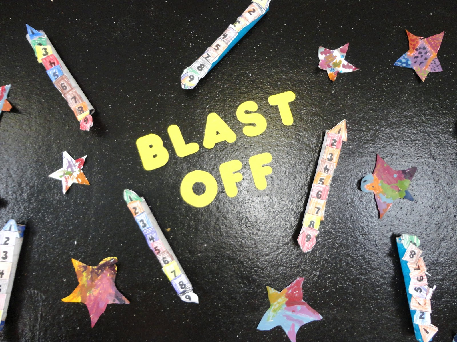 My Catch A Star Classroom Blast Off