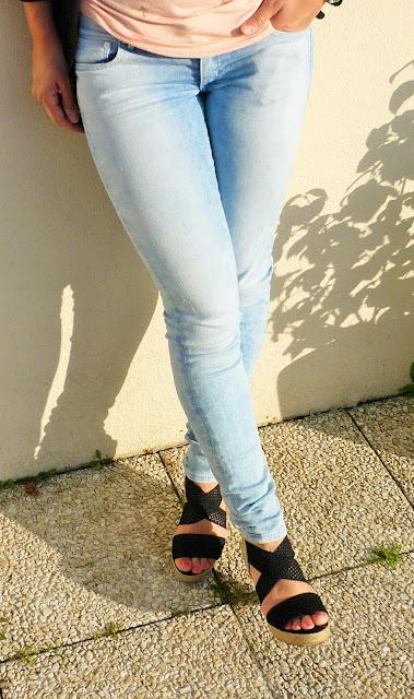Chaussures compensées Marypaz noires