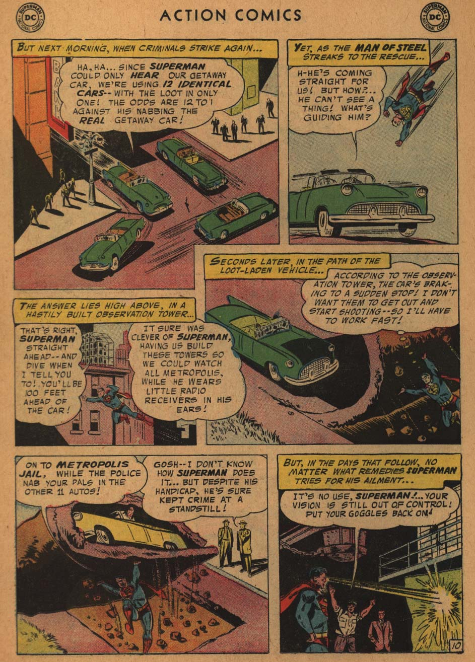 Read online Action Comics (1938) comic -  Issue #227 - 12