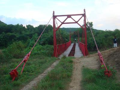 Lobhachora Hanging bridge, Kanaighat, Sylhet