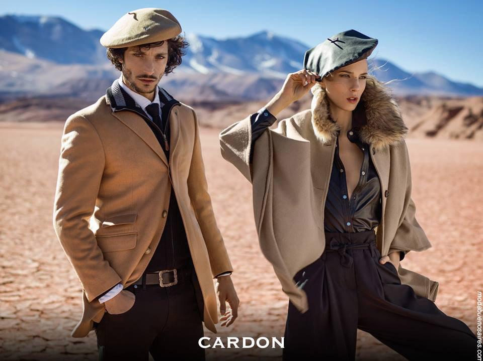 Moda otoño invierno 2019 argentina trajes de hombre y mujer.
