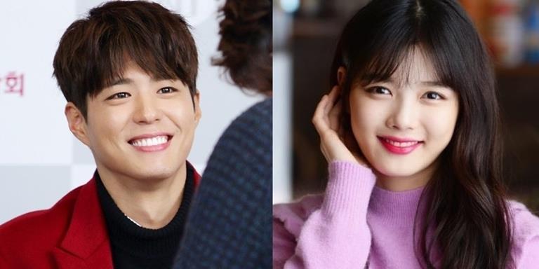Phim Park Bo Gum xuất hiện tươi như hoa, mong muốn yêu lại Kim Yoo Jung-2016
