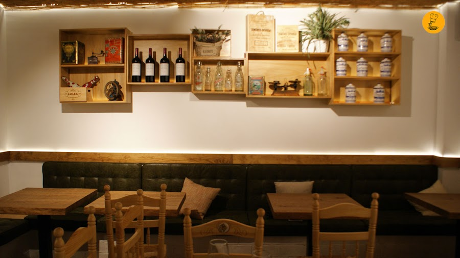 Taberna Restaurante Triana Madrid