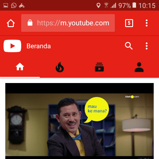 Download video gratis di youtube