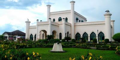 Pawai Obor akan dibawa ke Istana Siak, Riau